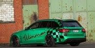Wimmer построил 801-сильный универсал Mercedes-AMG C63 - фото 1