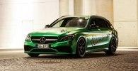 Wimmer построил 801-сильный универсал Mercedes-AMG C63 - фото 5