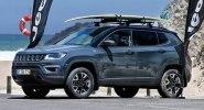 Jeep Compass подготовили для любителей экстремального спорта - фото 1