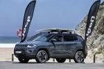 Jeep Compass подготовили для любителей экстремального спорта - фото 4