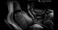 Carlex Design украсил салон Mercedes-Benz C63 AMG - фото 3