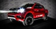 В Аргентине представлен концептуальный внедорожный пикап Nissan Frontier Attack - фото 1