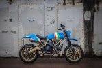 Грим х Marin Speed Shop: кастом Ducati Scrambler Icon - фото 2