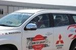Mitsubishi Pajero Sport и Хироши Масуока - раллийный тест-драйв - фото 3