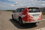 Mitsubishi Pajero Sport и Хироши Масуока - раллийный тест-драйв - фото 8