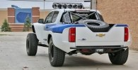 Roadster Shop превратил Chevrolet Colorado в уникальный 730-сильный внедорожник - фото 5
