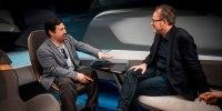 Audi показала салон беспилотника будущего - фото 3