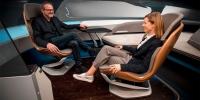 Audi показала салон беспилотника будущего - фото 5