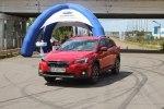 Новую Subaru XV презентовали в Киеве на «Чайке» - фото 3
