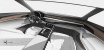 Новая Audi A8: «подпрыгивающая» подвеска, смартфон вместо ключа и массаж ступней - фото 116