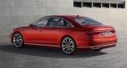 Новая Audi A8: «подпрыгивающая» подвеска, смартфон вместо ключа и массаж ступней - фото 2