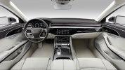 Новая Audi A8: «подпрыгивающая» подвеска, смартфон вместо ключа и массаж ступней - фото 20