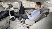 Новая Audi A8: «подпрыгивающая» подвеска, смартфон вместо ключа и массаж ступней - фото 21
