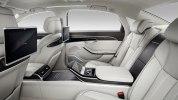 Новая Audi A8: «подпрыгивающая» подвеска, смартфон вместо ключа и массаж ступней - фото 23