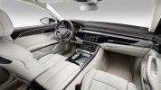 Новая Audi A8: «подпрыгивающая» подвеска, смартфон вместо ключа и массаж ступней - фото 25