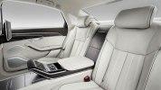 Новая Audi A8: «подпрыгивающая» подвеска, смартфон вместо ключа и массаж ступней - фото 26
