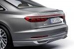 Новая Audi A8: «подпрыгивающая» подвеска, смартфон вместо ключа и массаж ступней - фото 27