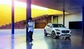 E-Pace - презентован второй кроссовер от Jaguar - фото 34