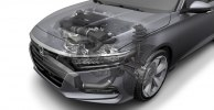 Honda представила новый Accord с очень покатой крышей - фото 16