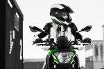 Новые мотоциклы модели Kawasaki Ninja 650 - фото 35