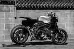 Deus Ex Machina: модифицированный Ducati Hypermotard для Пайкс Пик 2018 - фото 19