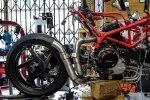 Deus Ex Machina: модифицированный Ducati Hypermotard для Пайкс Пик 2018 - фото 2