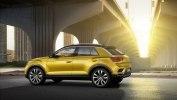 Новый внедорожник 2018 VW T-Roc представили на специальном мероприятии - фото 3