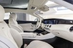 Официально: Mercedes представил обновлённое купе и кабриолет S-Class - фото 34