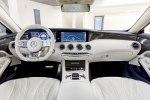 Официально: Mercedes представил обновлённое купе и кабриолет S-Class - фото 35