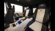 Mercedes-Benz G-Class от Brabus: самый мощный в мире внедорожник с V12 - фото 23