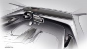 Обновлённый кроссовер: Volkswagen показал прототип I.D. Crozz II - фото 15