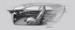 Обновлённый кроссовер: Volkswagen показал прототип I.D. Crozz II - фото 16