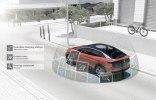 Обновлённый кроссовер: Volkswagen показал прототип I.D. Crozz II - фото 24