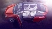 Обновлённый кроссовер: Volkswagen показал прототип I.D. Crozz II - фото 32