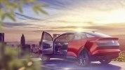 Обновлённый кроссовер: Volkswagen показал прототип I.D. Crozz II - фото 34
