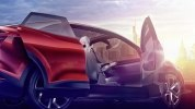 Обновлённый кроссовер: Volkswagen показал прототип I.D. Crozz II - фото 35