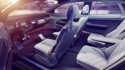 Обновлённый кроссовер: Volkswagen показал прототип I.D. Crozz II - фото 36