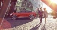 Обновлённый кроссовер: Volkswagen показал прототип I.D. Crozz II - фото 40