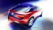 Обновлённый кроссовер: Volkswagen показал прототип I.D. Crozz II - фото 8