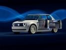 Honda показала своей первый электрокар для Европы - фото 3