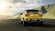Больше спорта: представлен кроссовер Volkswagen T-Roc R-Line - фото 7