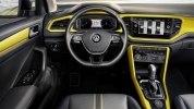Больше спорта: представлен кроссовер Volkswagen T-Roc R-Line - фото 10