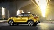 Больше спорта: представлен кроссовер Volkswagen T-Roc R-Line - фото 5
