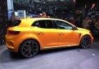 Новый Renault Megane RS получил полноуправляемое шасси и «робот» - фото 12