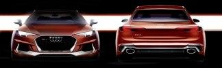 «Заряженный сарай»: Audi представила новый универсал RS4 Avant - фото 36