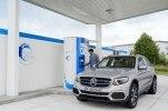 Mercedes-Benz запустил в серию водородный кроссовер - фото 2