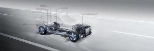 Mercedes-Benz запустил в серию водородный кроссовер - фото 32