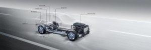Mercedes-Benz запустил в серию водородный кроссовер - фото 33