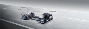 Mercedes-Benz запустил в серию водородный кроссовер - фото 35