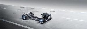 Mercedes-Benz запустил в серию водородный кроссовер - фото 37